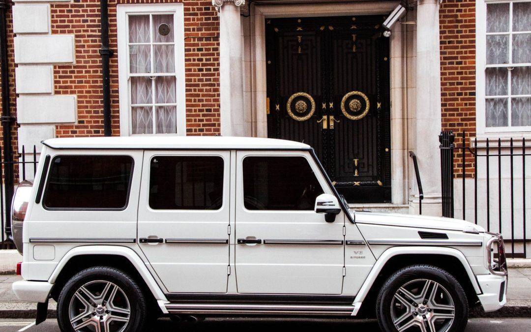 Die Mercedes G-Klasse